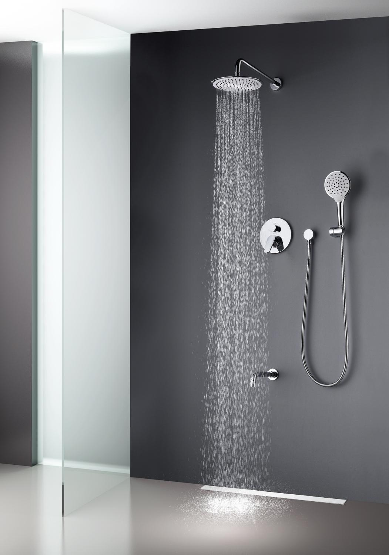 G23101 Bộ sen tắm âm tường