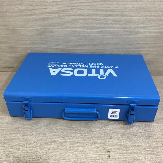 Máy hàn ống nhựa VT-WM-06 Set đầu hàn đến 63