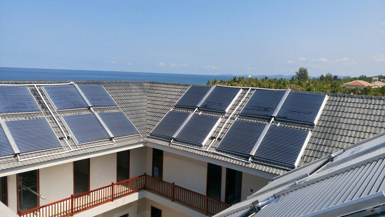 Thi công lắp đặt hệ công nghiệp năng lượng mặt trời