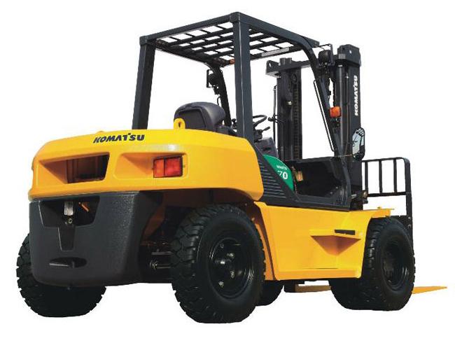 Xe nâng Diesel Komatsu