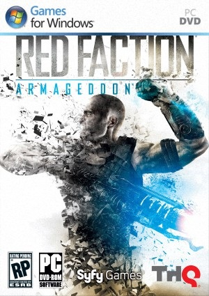 Red Faction Armageddon Completed Edition