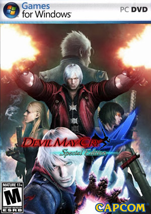 Devil May Cry 4 special edition 2015
