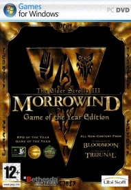 The Elder Scrolls 3: Morrowind Game Of Year