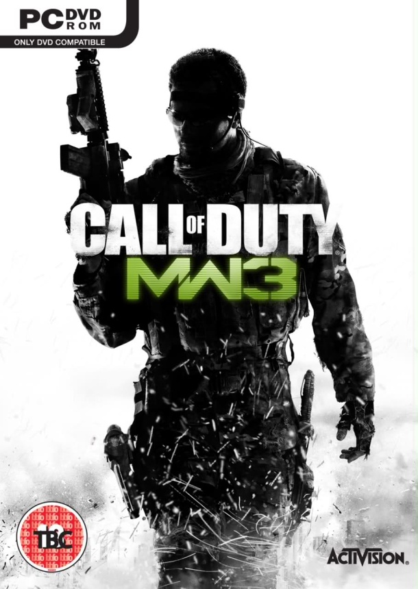 Call Of Duty 8: Modern Warfare 3