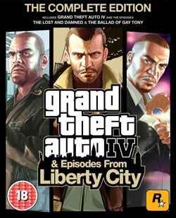 GTA 4: Complete Edition (All update & DLC)