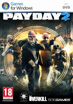Payday 2 Game of The Year Edition