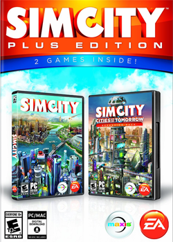 Sim City Completed Edition 2013