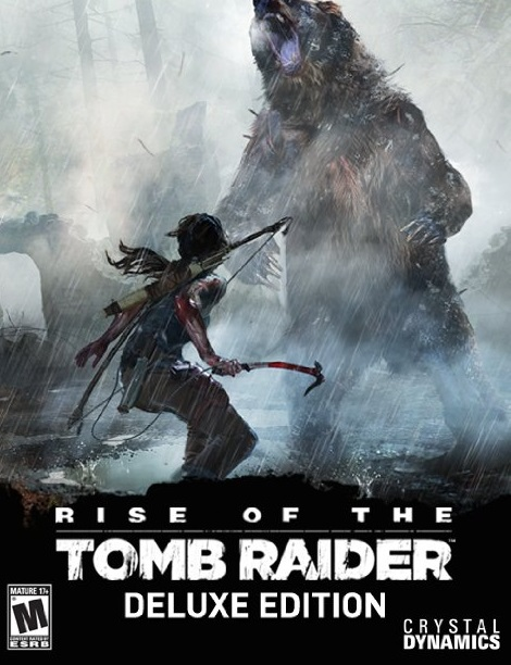 Rise of the Tomb Raider 2016