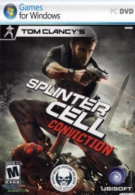 Tom Clancy's Splinter Cell: Conviction 2010