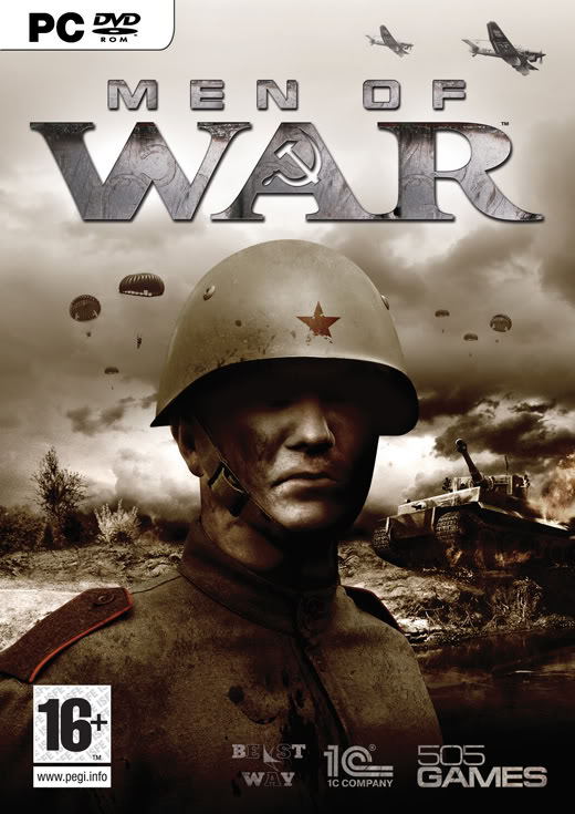 Men Of War 1