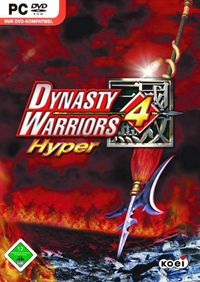 Dynasty Warrior 4 hyper