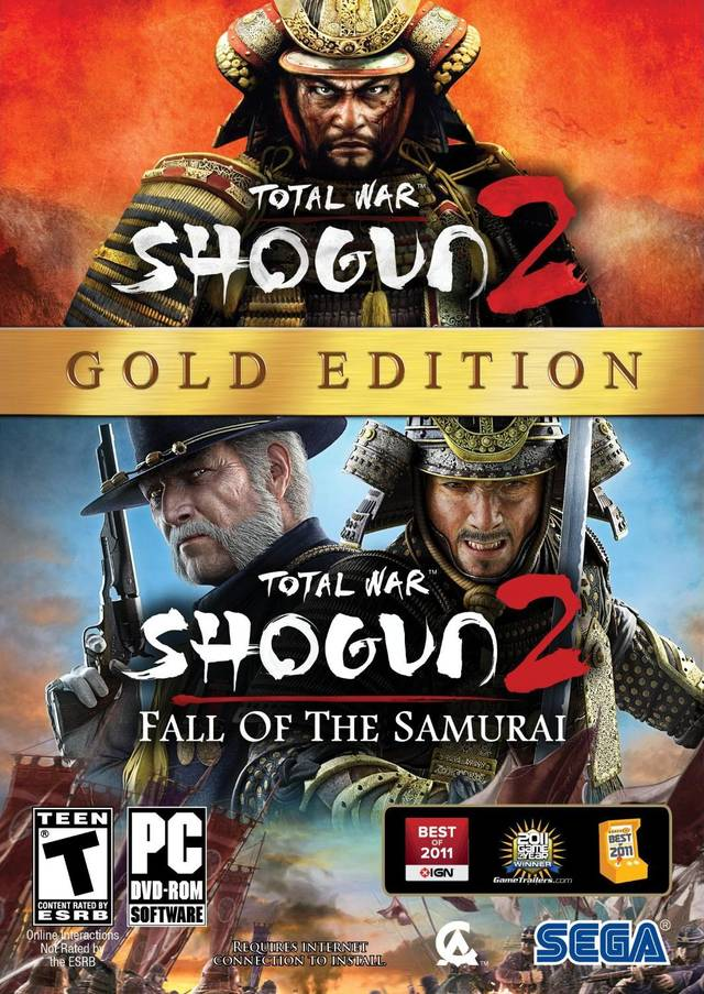 Total War: Shogun 2 Gold Editon