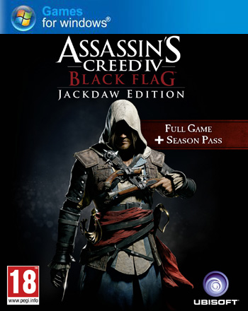 Assassin's Creed 4 Black Flag – Complete Edition