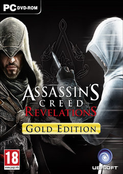 Assassins Creed Revelations Gold Edition