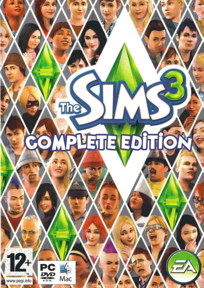 The Sims 3 Complete Collection All SP + EP
