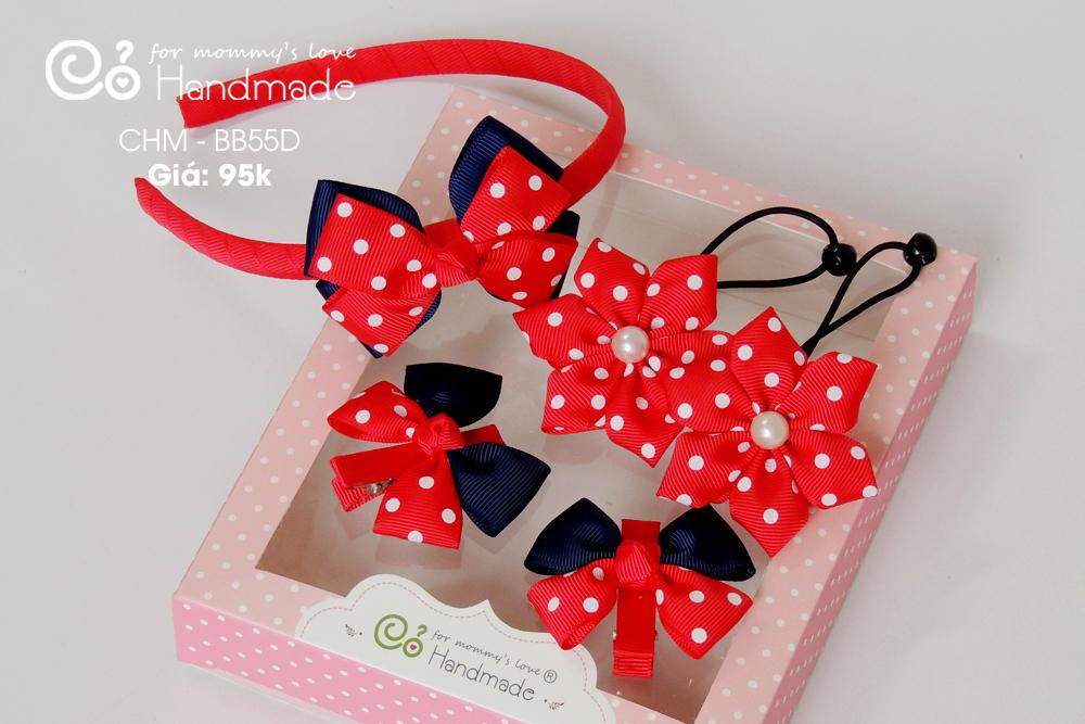 Handmade gift set for girls