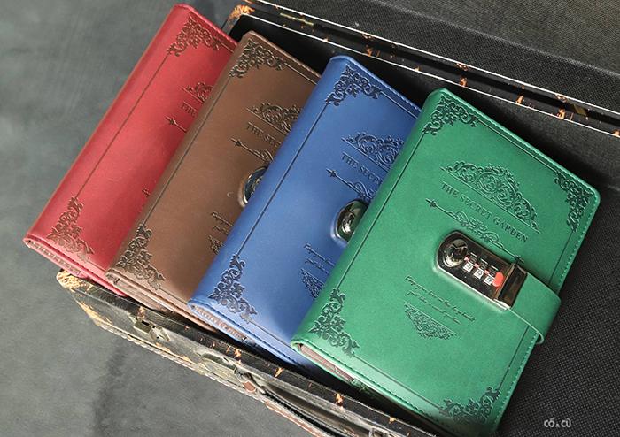 Hướng Dẫn Cách Chọn Mua Sổ Tay Handmade Vintage Đẹp