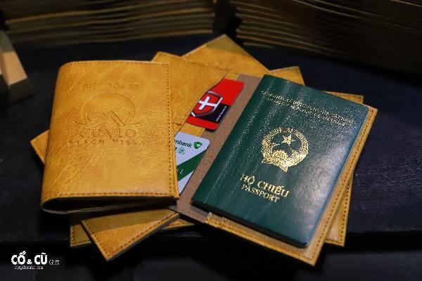 passport cover giả sỉ