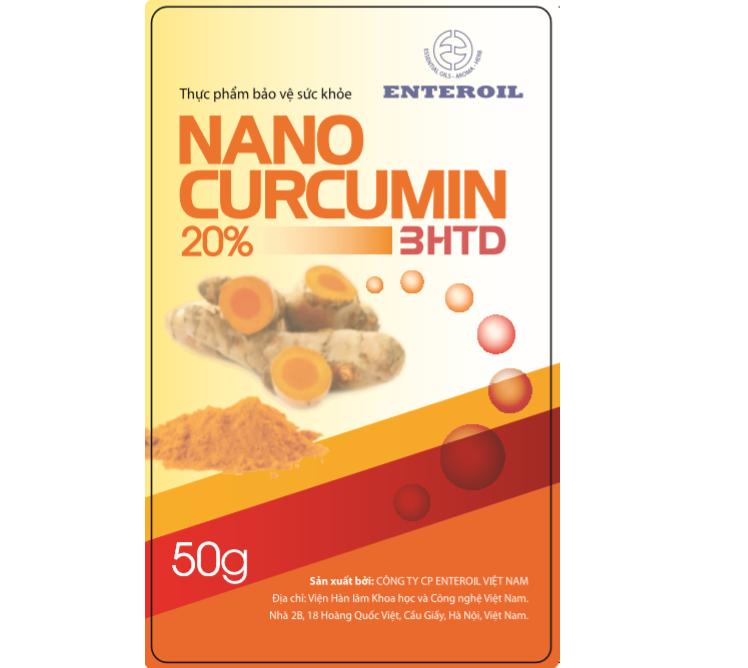 Nano-Curcumin 3HTD - 50 gr