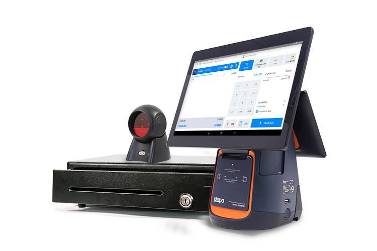 Máy quét mã vạch đa tia Sunlux XL-2001