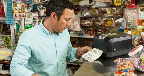 chọn mua máy in mã vạch cho cửa hàng bán lẻ