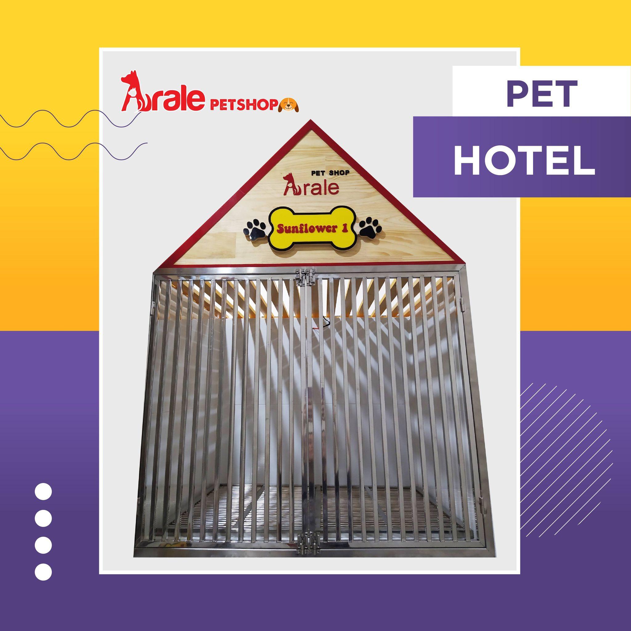 PET HOTEL - DỊCH VỤ TRÔNG GIỮ MÈO