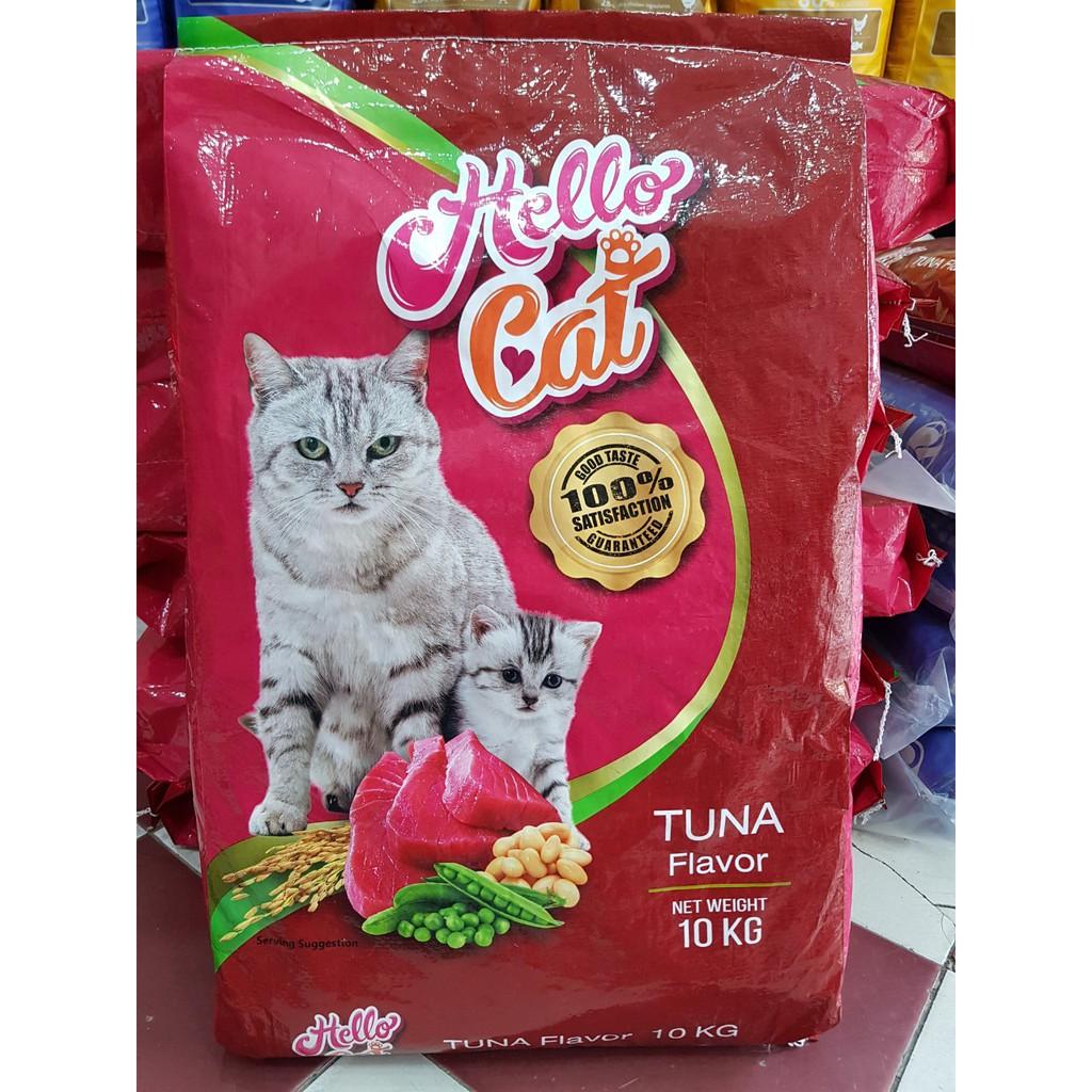 THỨC ĂN HELLO CAT CHO MÈO