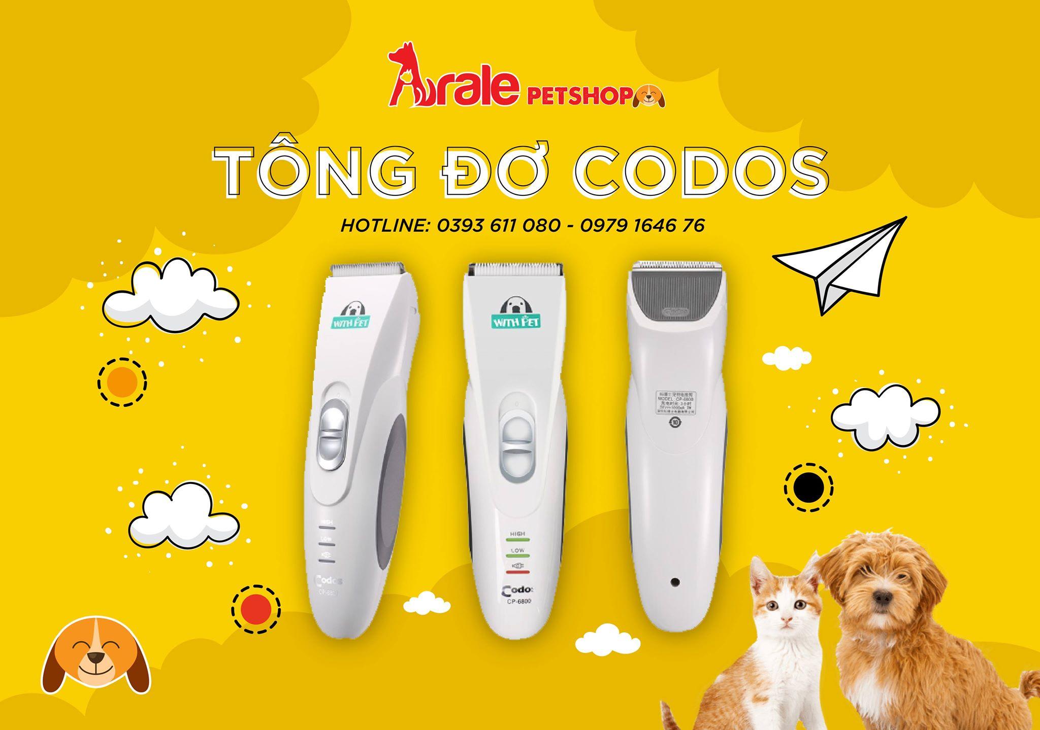 TÔNG ĐƠ CODOS CP6800