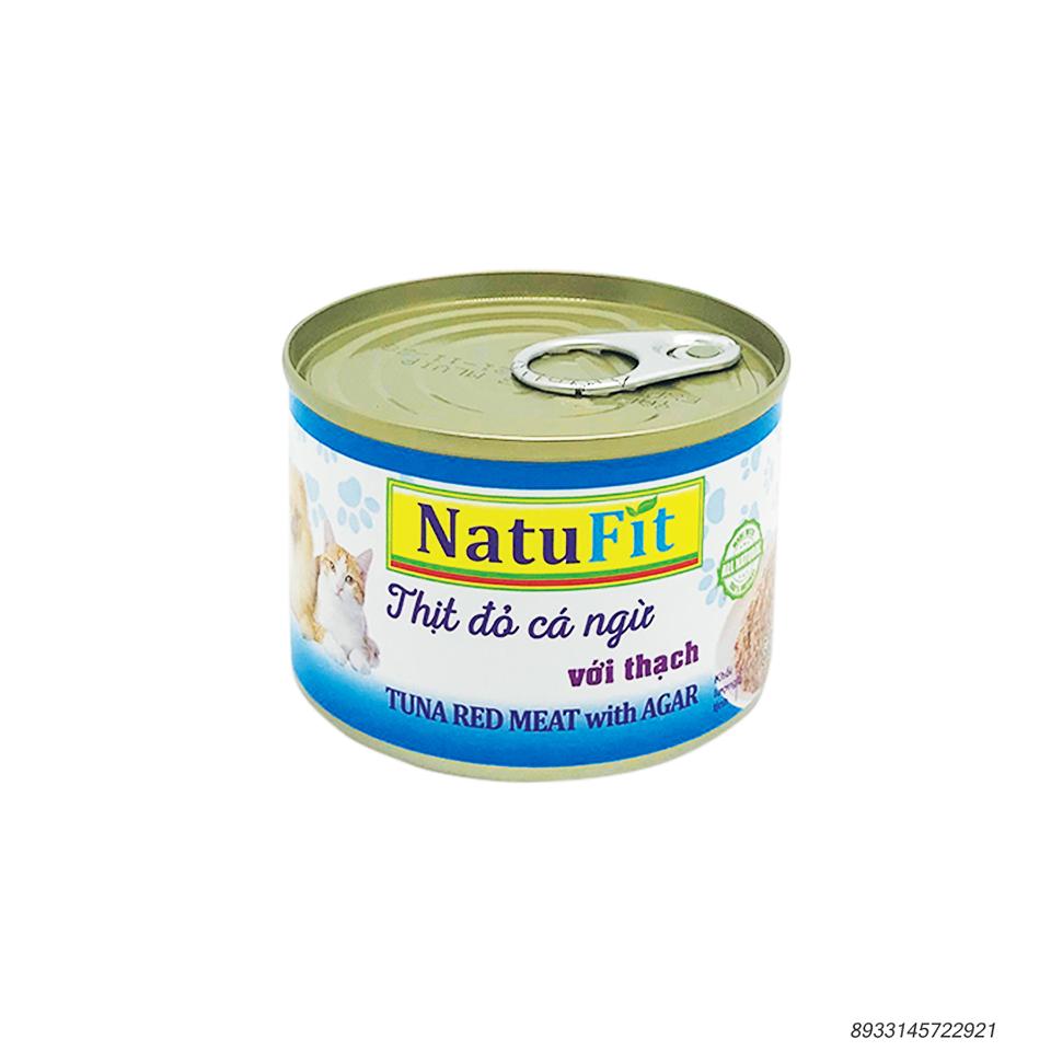 PATE NATUFIT CHO CHÓ MÈO