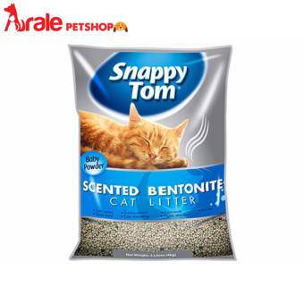 CÁT VỆ SINH CHO MÈO SNAPPY TOM