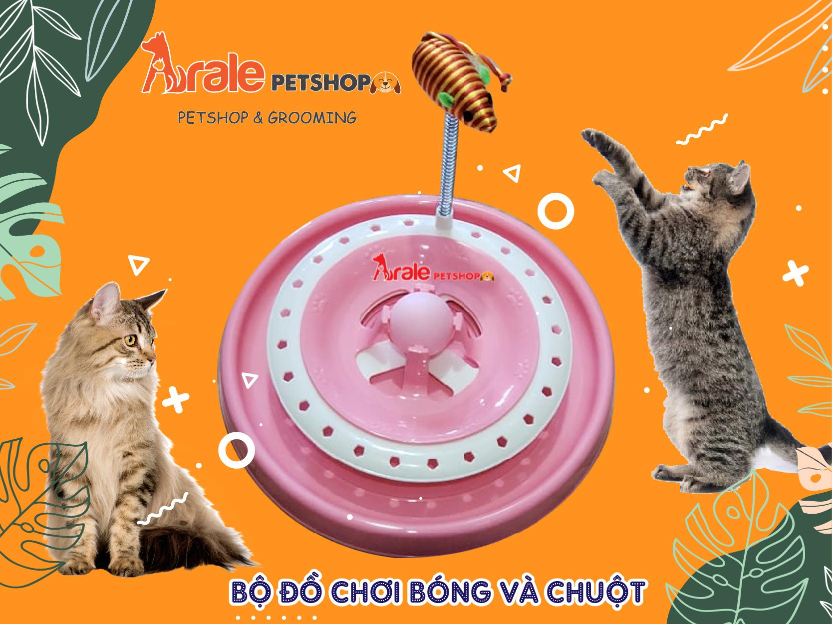 bộ đồ chơi cho mèo giá rẻ bền