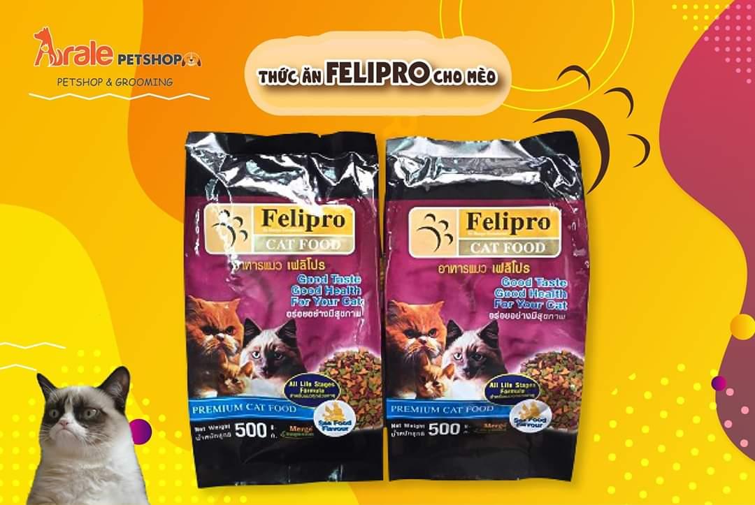 thức ăn cho mèo cung cấp đầy đủ dinh dưỡng thiết yếu, vitamin cho mèo phát triển, bổ sung canxi cho răng và xương