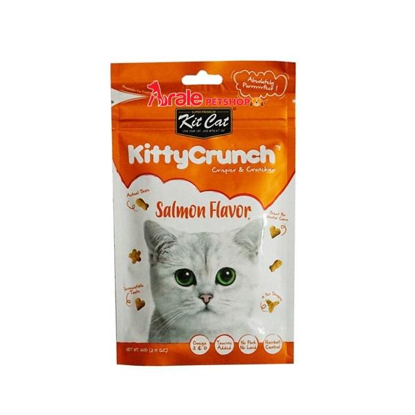 SNACK KITTY CRUNCH CHO MÈO- GÓI 60GR
