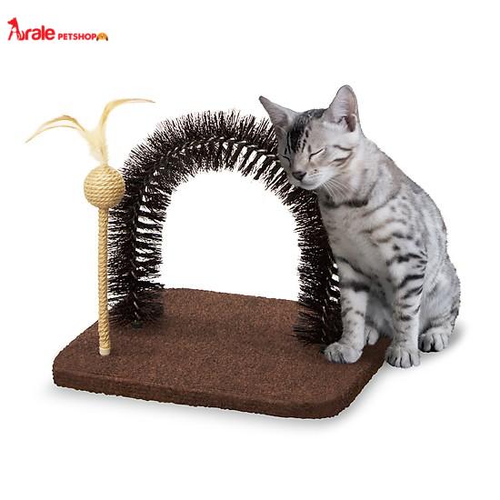 BÀN CÀO - CHẢI LÔNG CHO MÈO là vị thần cứu cánh cho bộ lông của mèo, hếtngứa, chảilông còn giúp mèo xã stress những lúc bạn vắng nhà.