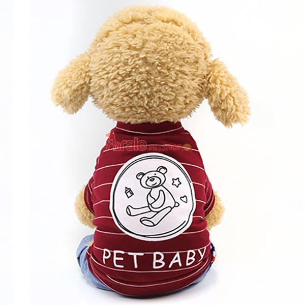 ÁO LIỀN QUẦN PET BABY