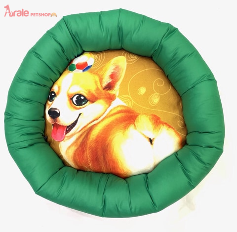 nệm cho thú cưng thiết kế xinh xắn, hình in 3D cực kỳ đáng yêu và nổi bật, dễ vệ sinh