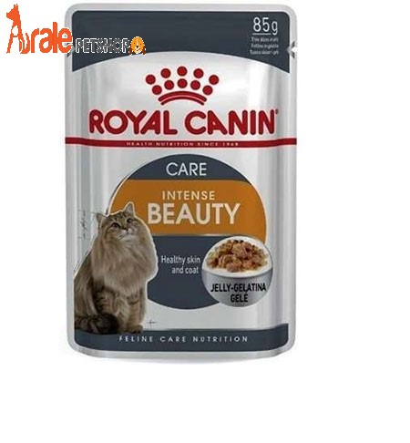 ROYAL CANIN INTENSE BEAUTY JELLY – CHĂM SÓC LÔNG