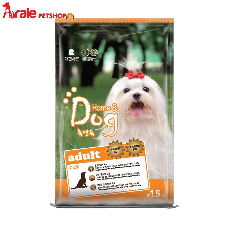 THỨC ĂN CHO CHÓ LỚN HOME DOG ADULT