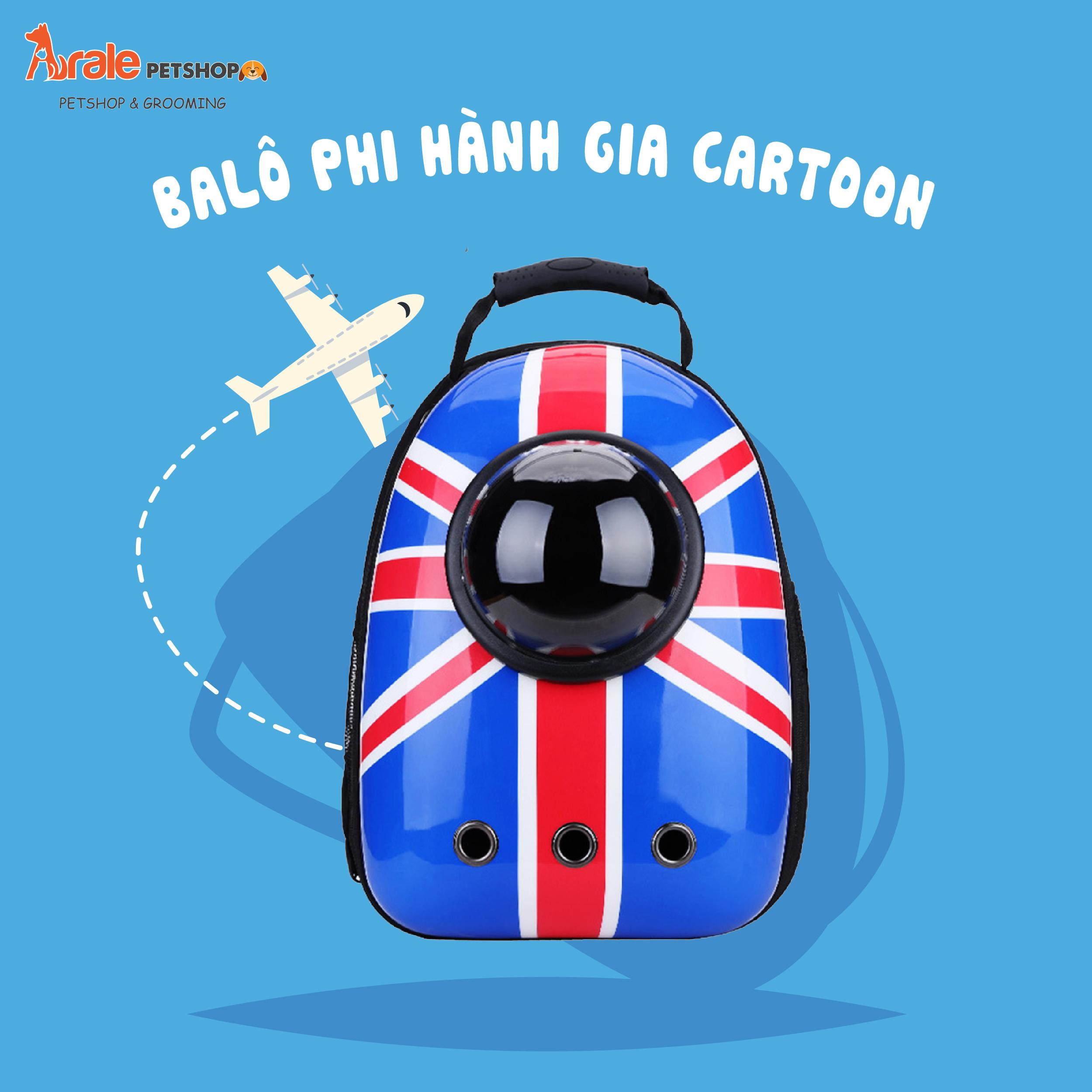 BALÔ PHI HÀNH GIA CARTOON