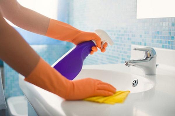 Cần vệ sinh bổn rửa thường xuyên
