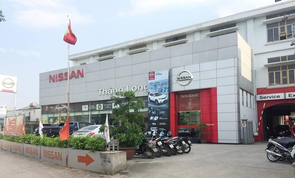 Đại lý Nissan Thăng Long