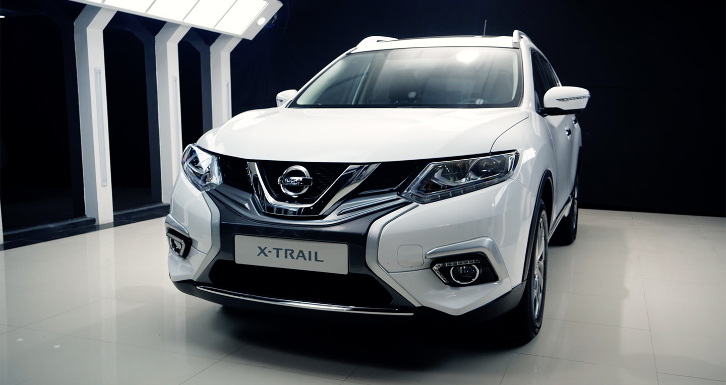 Nissan X-trail V-series 2019