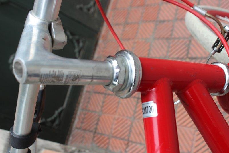 Xe đạp Nhật bãi SCM700