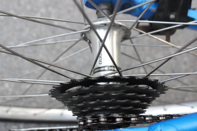 Xe đạp Nhật bãi Univega xe Mỹ