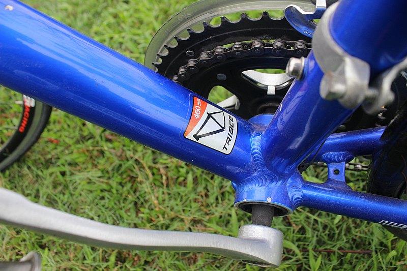 Xe đạp Nhật bãi Triace Syla