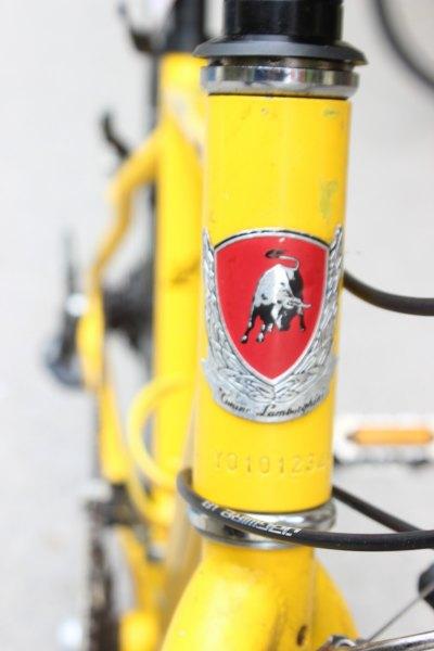 Xe đạp Nhật bãi Tonino Lambarghini xe Ý