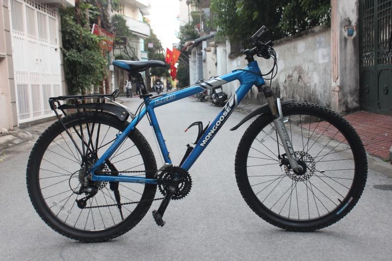 Xe đạp Nhật bãi Mongose - xe Mỹ