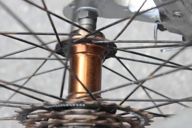 Xe đạp Nhật bãi Conscious of sport - xe Nhât