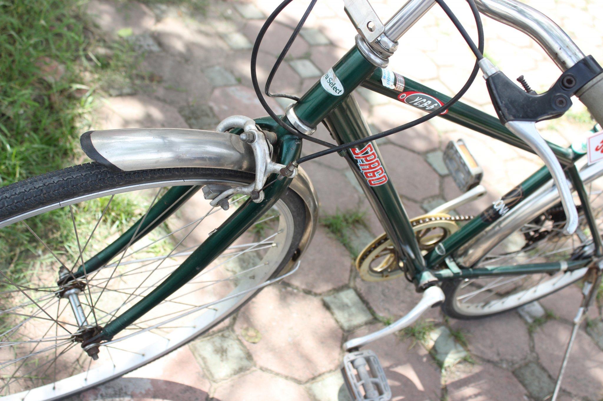 Xe đạp Nhật bãi Spago Nhật