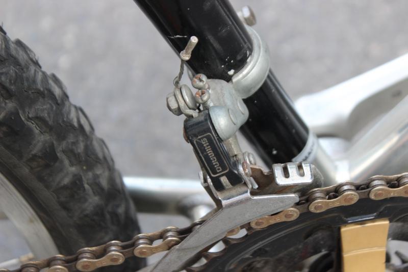 Xe đạp Nhật bãi MTB Bridgestone Vortex